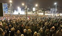 Organizatori protesta Jedan od pet miliona traže da vlast otkrije ubice Olivera Ivanovića