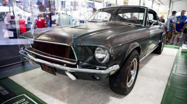 Originalni Ford Mustang iz Bulita ide na aukciju