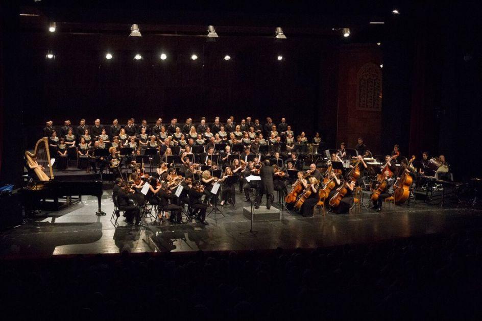 Orkestar SNP-a na istorijskoj turneji u šest gradova Kine