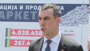 Orlić (SNS): Đilas lično organizovao i platio demonstracije