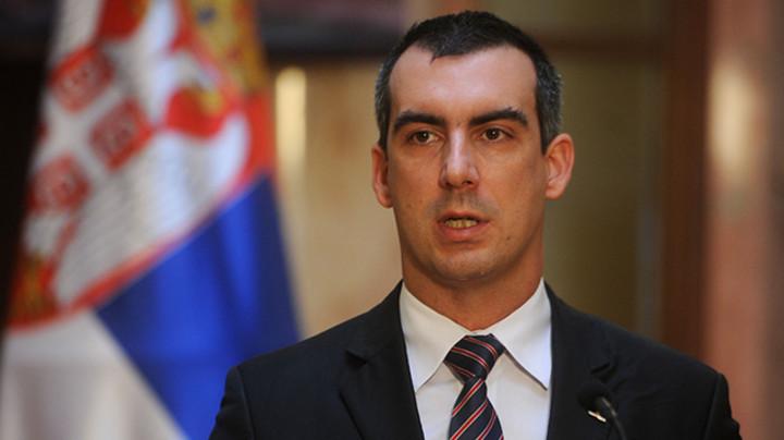 Orlić: Vučić ima podršku naroda, Đilas s narodom nema ništa