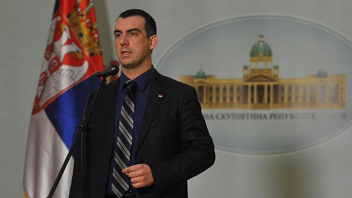 Orlić o zabrani fudbalerima Zvezde da uđu na Kosovo: Bezočno nasilje Prištine i kršenje svih normi međunarodnog prava!