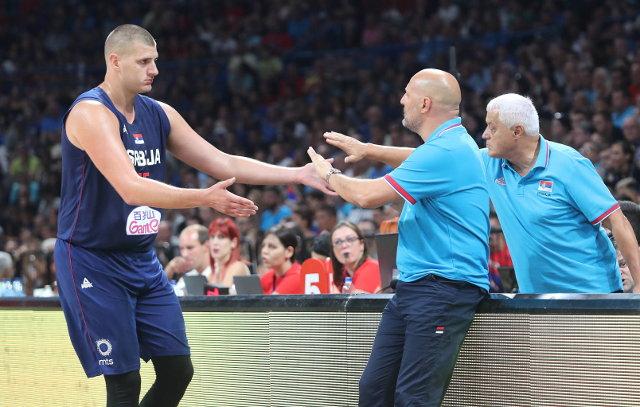 Orlovi protiv Grčke i MVP-a bez najboljeg na svetu!