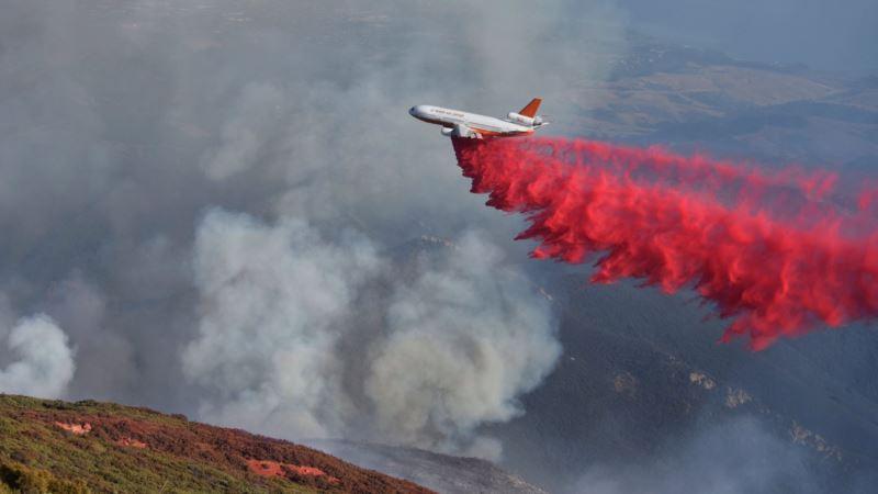 Oružane snage BiH u Ljubinje šalju helikopter zbog požara