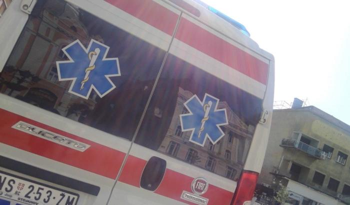 Osamdesetogodišnja žena povređena na Beogradskom keju