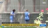 Osim početka školske godine novi rizik u Srbiji - studenti se vraćaju u domove VIDEO