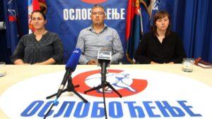 Oslobodjenje: Sastanak sa ambasadorima otkazan jer Vučić ne brine o suverenitetu