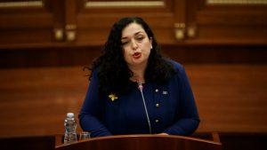 Osmani traži od predsednice CIK-a da podnese ostavku, ona to odbija