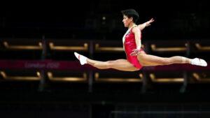 Osme OI uzbekistanske gimnastičarke: I sudije su je ispratile ovacijama