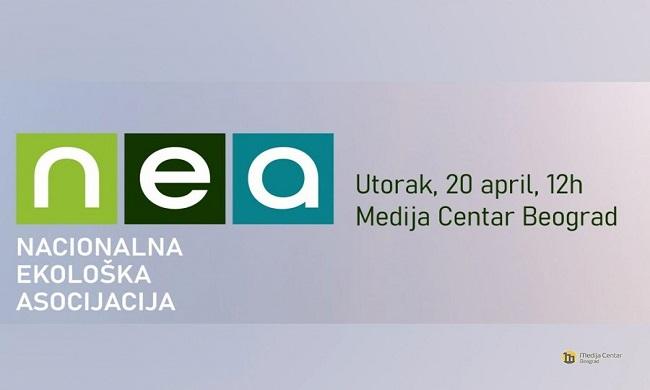 Osniva se Nacionalna ekološka asocijacija (NEA)
