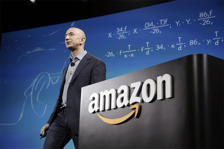 Osnivač Amazona novi najbogatiji čovjek na svijetu