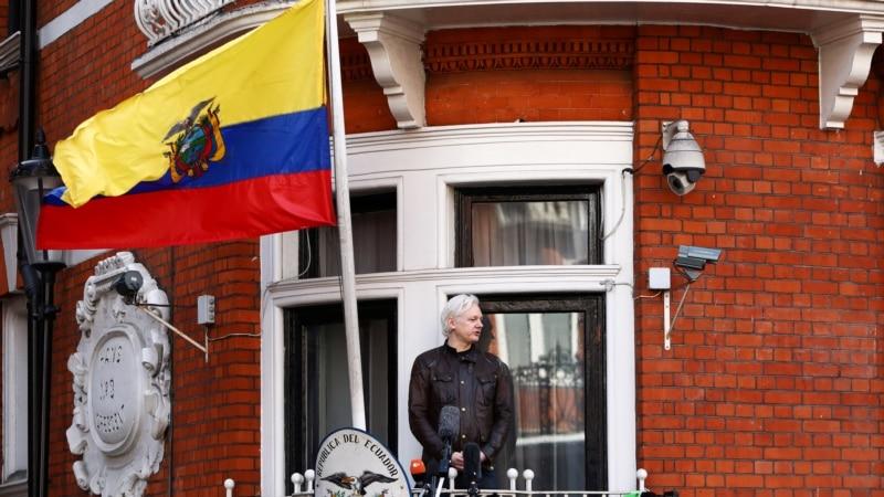 Osnivaču WikiLeaksa Assangeu oduzeto državljanstvo Ekvadora