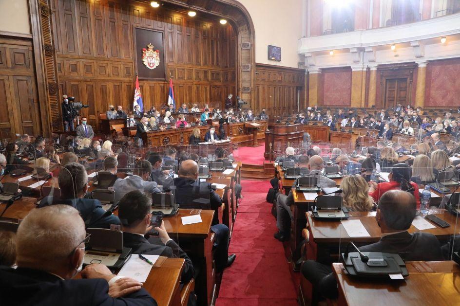 Osnovni sud dobio dvoje sudija, Skupština protiv Madžovića i Jusovića