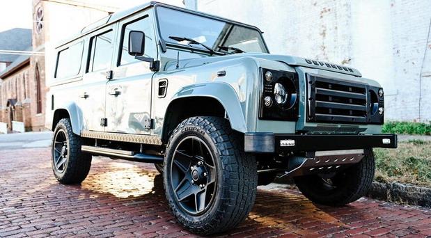 Osprey Land Rover Defender