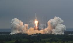 Ostaci kineske rakete pali u Indijski okean