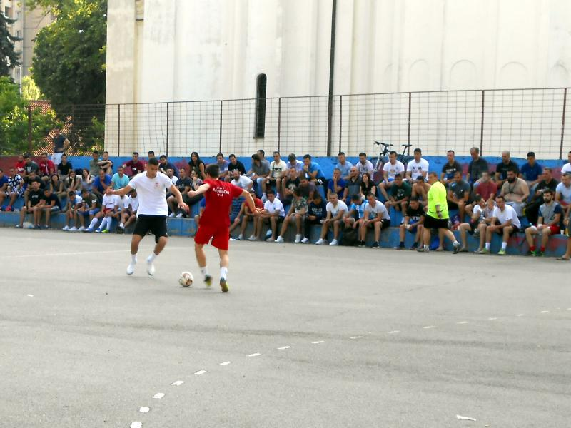 Ostalo još par mesta u Amater ligi u futsalu, kreće 20. juna
