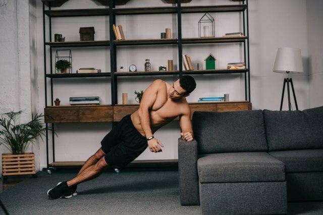 Ostanite fit u kućnoj izolaciji III deo: Serije vežbi - Recovery protokol