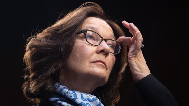 Ostavka Gine Haspel na čelu CIA-e