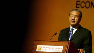 Ostavka premijera Malezije