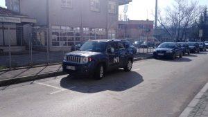 Oštećen službeni automobil N1 televizije u Nišu