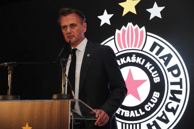 Ostoja: Partizan hoće titulu na parketu! A šta je sa trenerom, igračima i budžetom?