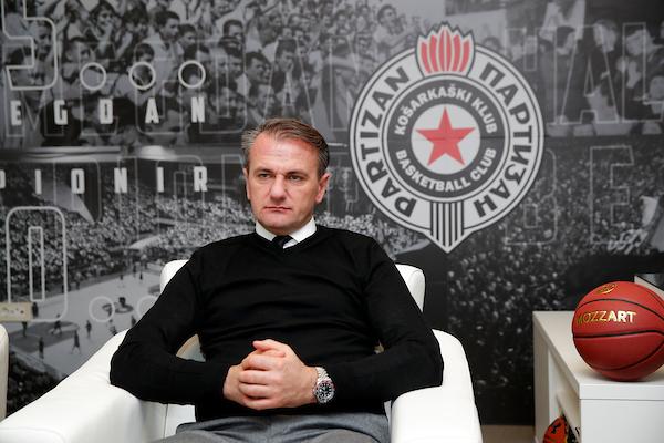 Ostoja progovorio o treneru i potvrdio - Partizan odbijao transfere i bolje finansijske uslove!