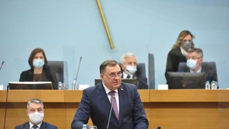 Osude Dodikovog poziva na razgovor o budućnosti BiH
