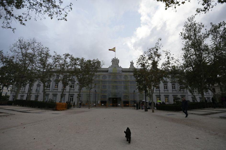 Zatvorske kazne za separatističke lidere iz Katalonije
