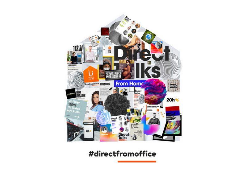 Osvrt tima DIRECT MEDIA United Solutions na rad od kuće