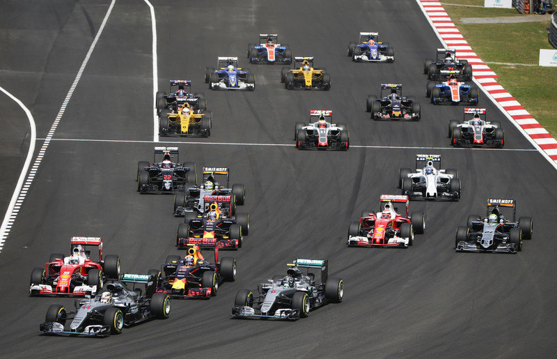 Otkazana trka Formule 1 za Veliku nagradu Holandije