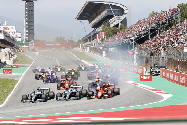 Otkazane još tri trke Formule 1