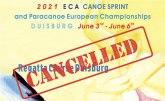 Otkazano Evropsko prvenstvo u kajaku