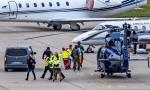 """Otkazano mu """"gostoprimstvo"""" u nemačkoj bolnici: Krstović helikopterom prebačen za Tursku"""