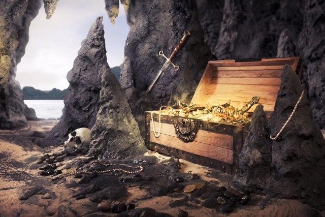 Otkrili drevno blago, prećutali, pa ga prodavali i na kraju zaradili robiju