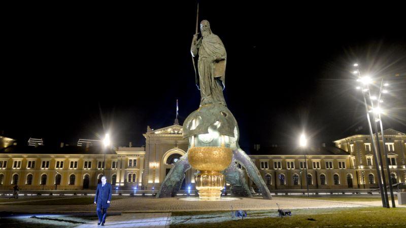 Otkriven spomenik Stefanu Nemanji u Beogradu
