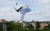 Otkriven uzrok eksplozije u fabrici eksploziva u Rusiji