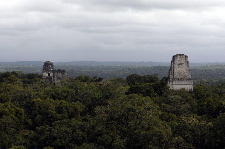 Otkrivena moguća najstarija građevina drevnih Maja