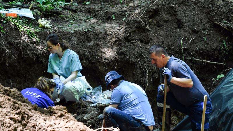 Otkrivena nova masovna grobnica u općini Višegrad