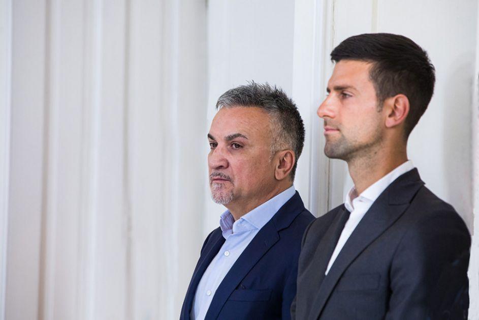 Otkrivena tajna iz prošlosti o odnosu Srđana i Novaka Đokovića: Tata mu je psovao sve po spisku