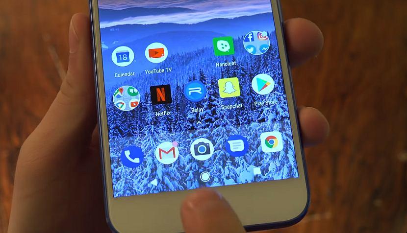 Android aplikacija za transrodne odnose