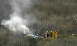 Otkriveno šta se događalo nekoliko minuta pre pada Kobijevog helikoptera: Problemi su bili ogromni