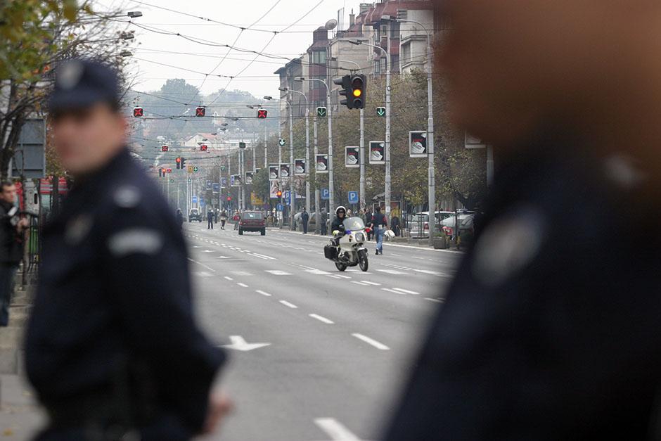 Otmica u Kragujevcu, potera za policajcem!