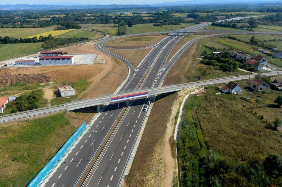 Svečano otvoren auto-put Miloš Veliki, sledi Šumadijski koridor