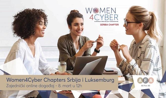 Otvaranje Women4Cyber Chapter u Srbiji i Luksemburgu