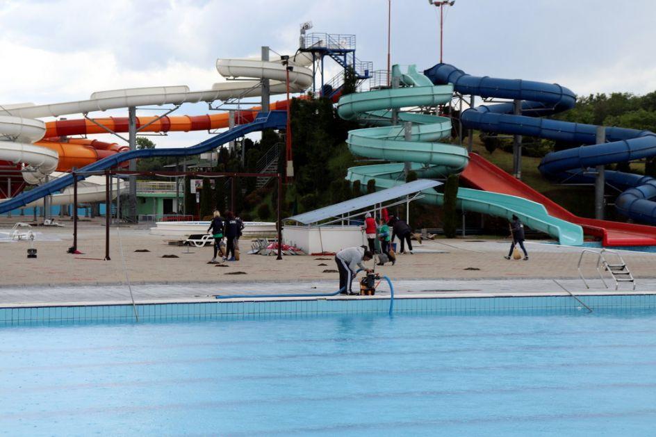 Otvaranje akvaparka u Jagodini 13. juna