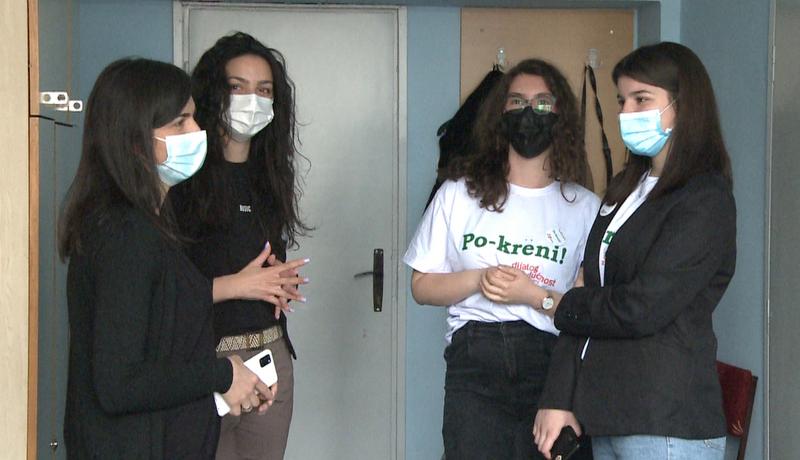 Otvaranje kutaka za aktivizam u Prijepolju