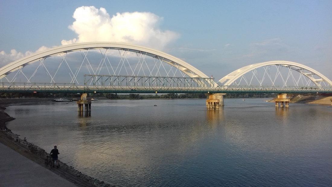Otvoren Žeželjev most za drumski saobraćaj
