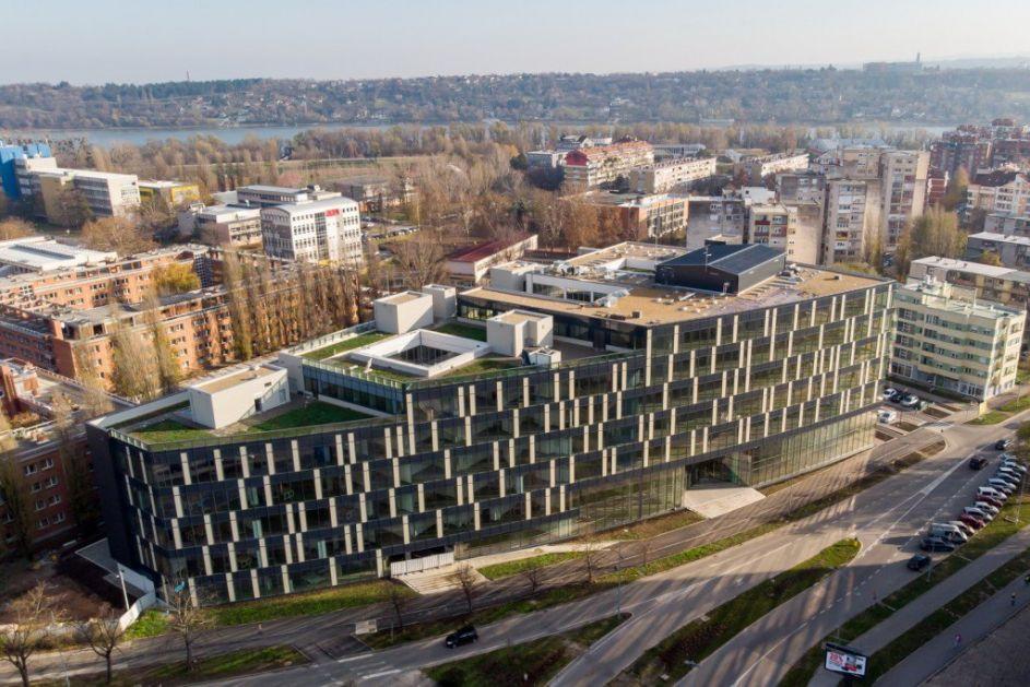 Otvoren Naučno-tehnološki park u Novom Sadu, namenjen Fakultetu tehničkih nauka, vredan 26 miliona evra