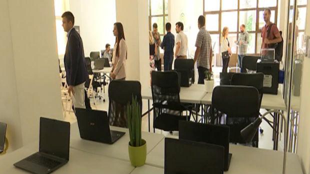 Otvaranje startap centra u Gornjem Milanovcu