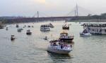 Otvoren 15. Karneval brodova u Beogradu